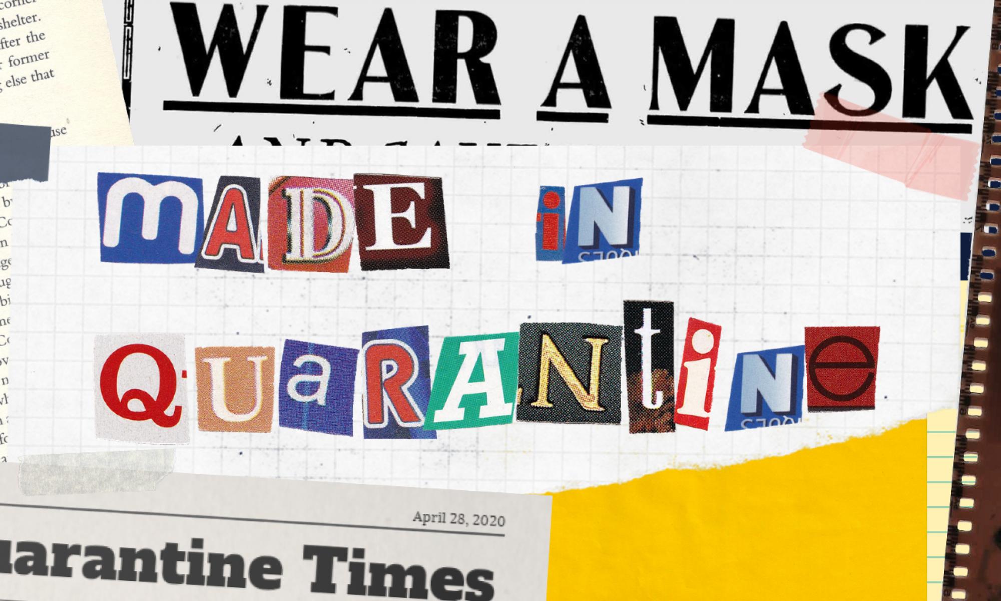 Made in Quarantine
