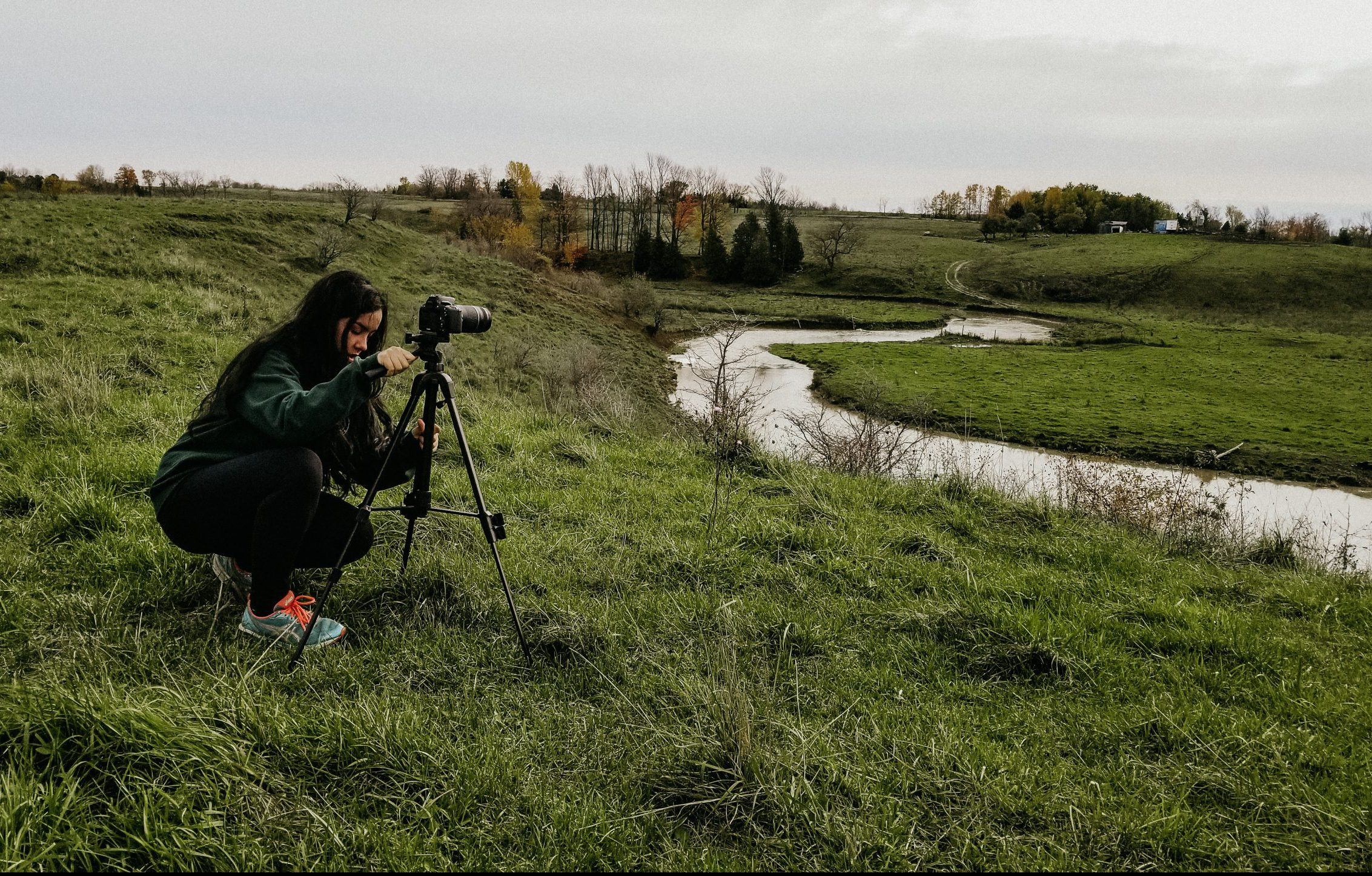 Rhiannon Filming