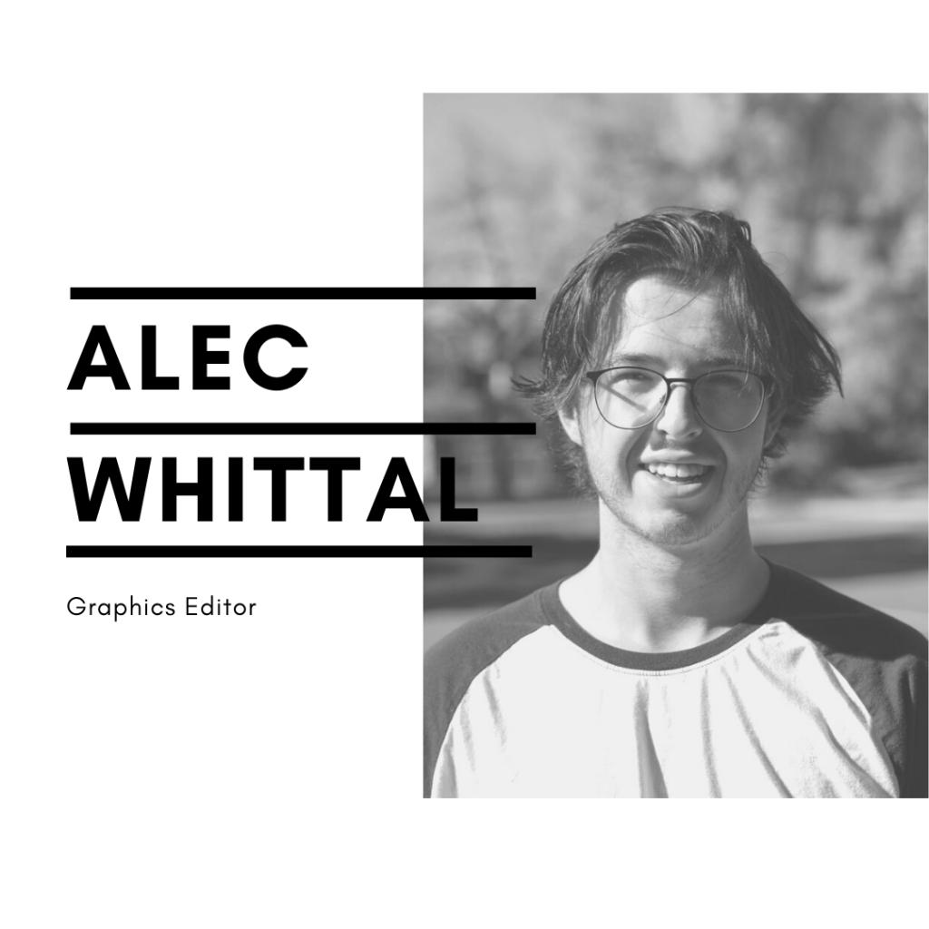 Alec Whittal - Graphics Editor